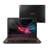 ASUS FX504GE  TUF  Core i7 Hard Core Gaming Laptop