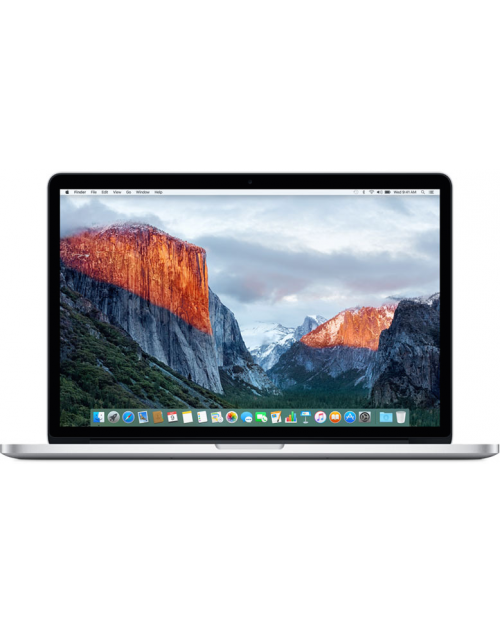 15-inch MacBook Pro with Retina display  256 GB