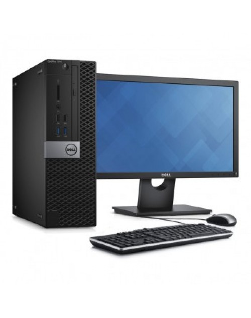 Dell OptiPlex 3040 Mini Tower(Core i3-6th Generation)