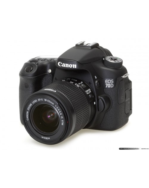 Canon 70D Camera(18mm-135mm)