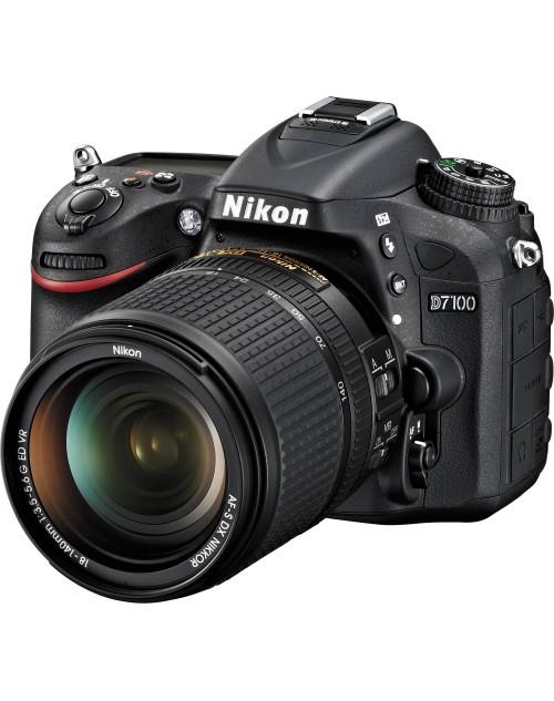 Nikon D7100 Camera(18mm-140mm)