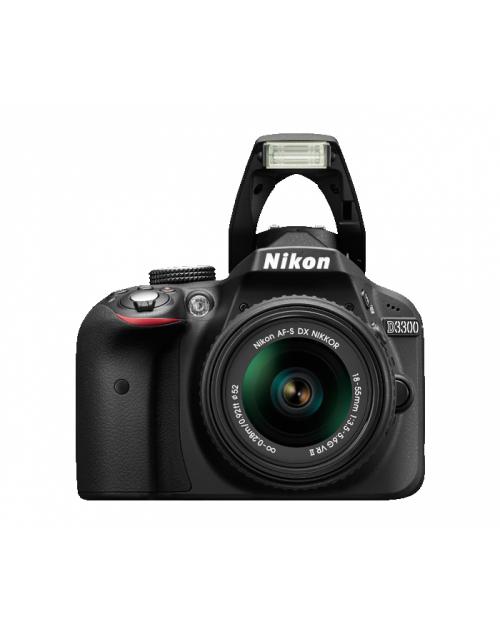 Nikon D3300 Camera(18mm-55mm)