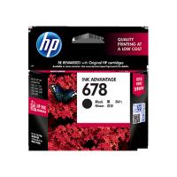 HP 678 Black Cartridge