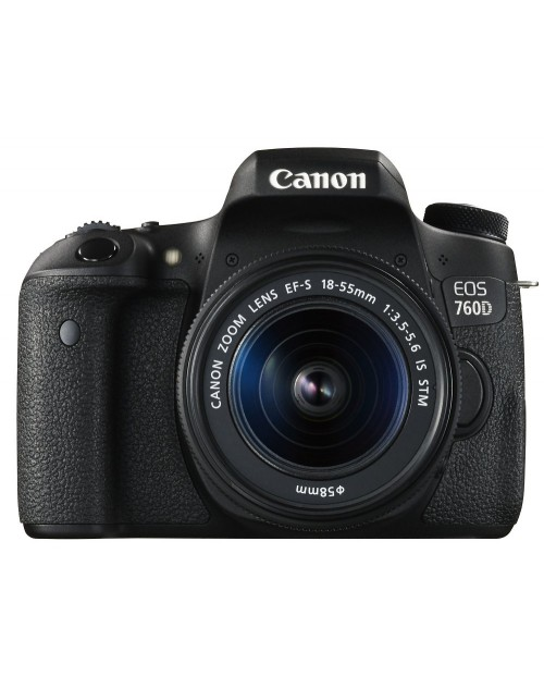 Canon EOS 750D DSLR Camera With 18-55mm