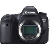 Canon EOS 6D DSLR Camera [Body Only]