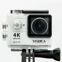 Yashica YAC-340 Action Camera - 4k @ 30fps