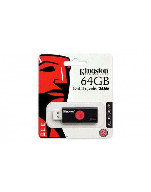 Kingston 64GB DaraTraveler 106