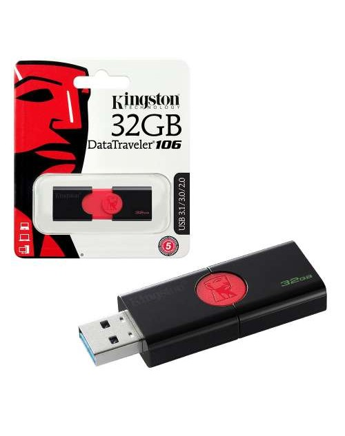 32GB kingston DataTraveler 106
