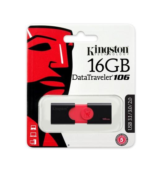16GB kingston DataTraveler 106