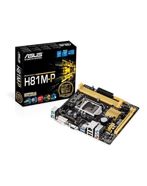 ASUS H81M-P Motherboard