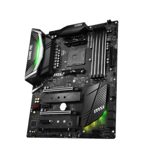 MSI X470 GAMING PRO CARBON AM4 AMD MOTHERBOARD