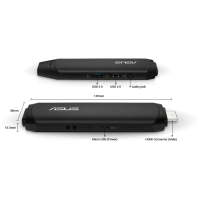 Asus TS10 VivoStick Mini PC