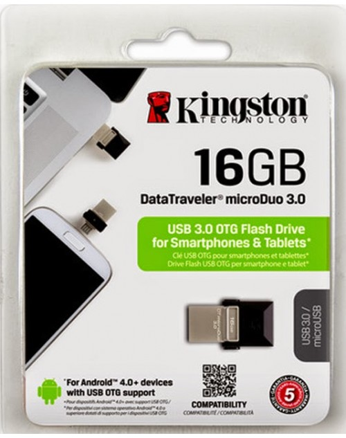 Kingston Data Traveller microDUO 16GB