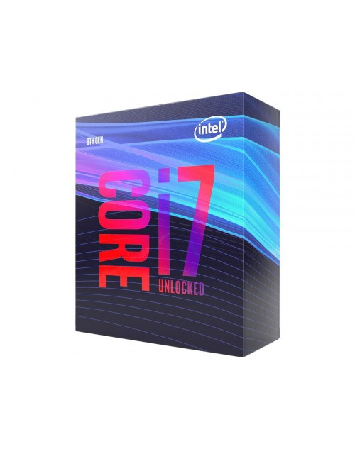 Intel® Core™ i7-9700K Processor (12M Cache, up to 4.90 GHz)