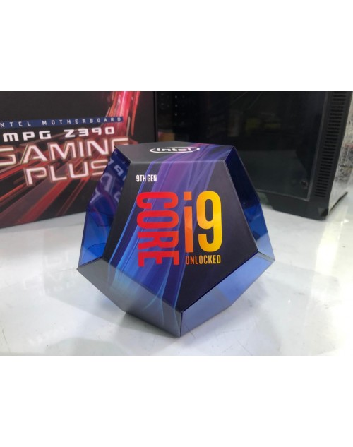 Intel® Core™ i9-9900K Processor 16M Cache, up to 5.00 GHz