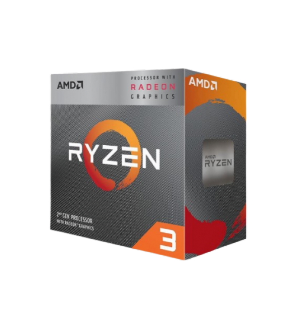 Amd Ryzen 3 3200g With Radeon Vega 8 Graphics