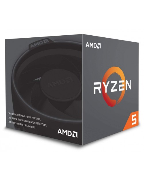 AMD Ryzen™ 5 2600X Processor