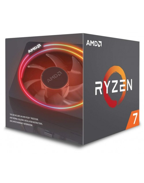 AMD Ryzen™ 7 2700X Processor