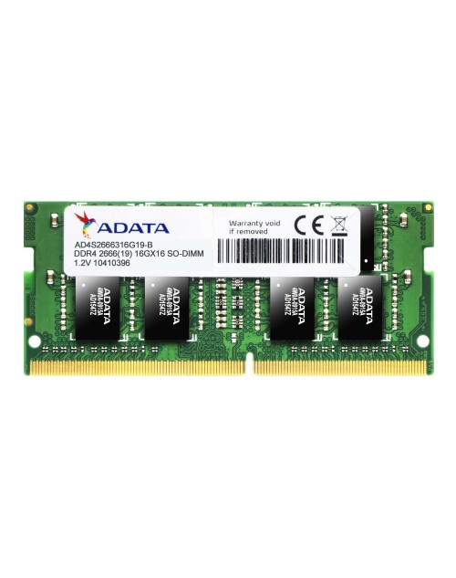 ADATA DDR4 8GB 2666 LAPTOP RAM