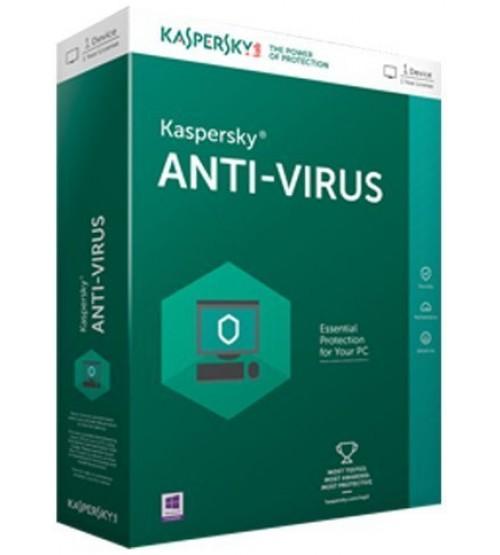 Kaspasky Internet Security 2018 (1PC 1YR)