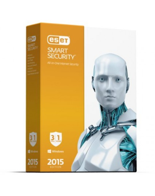 Eset Smart Security (1 PC 3YR)