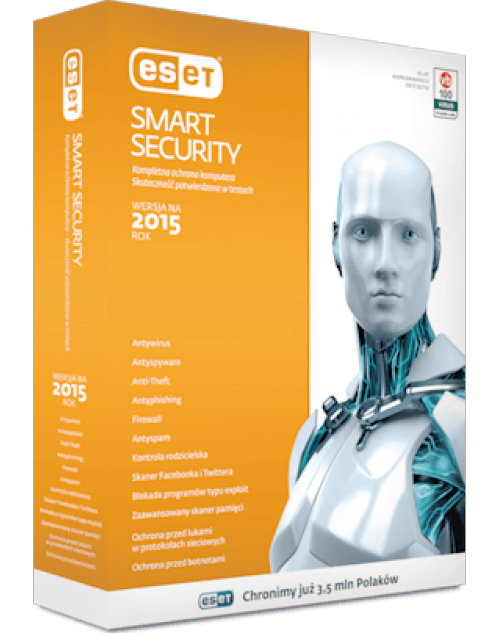 Eset Smart Security (1 PC 1YR)