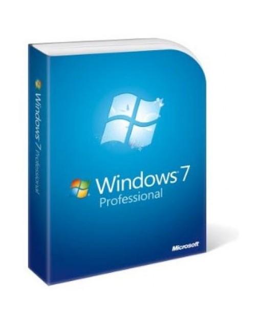 Windows 7 Pro SP1 64Bits English