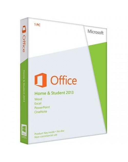 MS Office Home and Student 2013 English APAC EM DVD