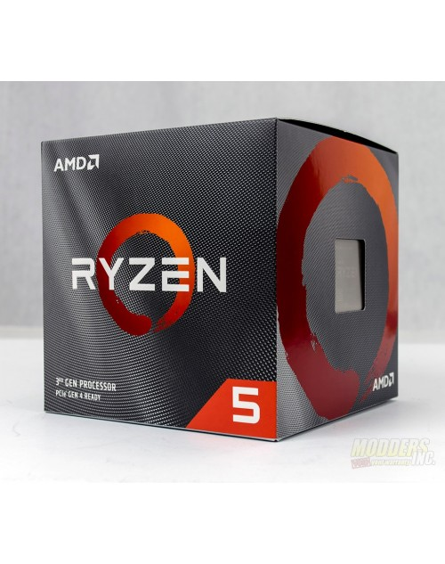 AMD Ryzen™ 5 3600X Processor