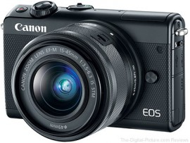 Used Canon EOS M100 Mirrorless Camera