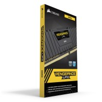 Corsair Vengeance LPX 8GB DDR4 DRAM 3200MHz C16 Desktop Memory Kit - Black