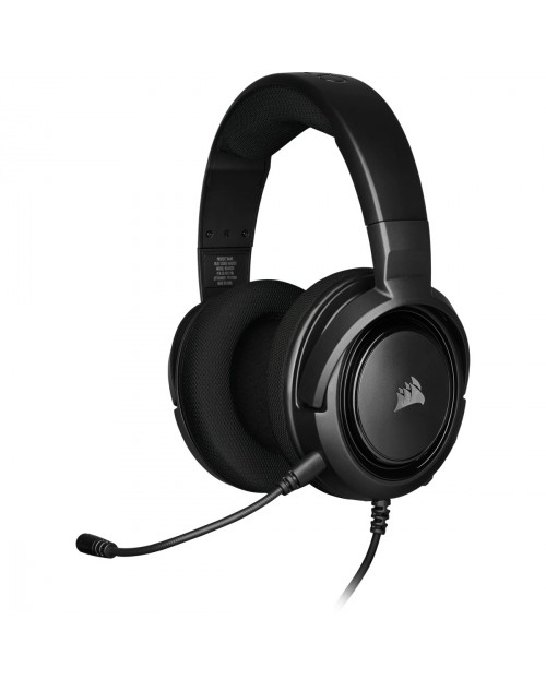 Corsair HS35 Stereo Gaming Headset — Carbon