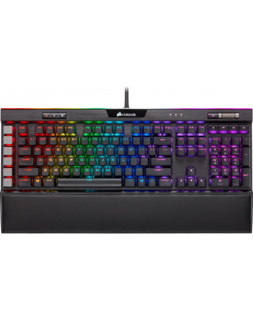 Corsair K95 RGB PLATINUM XT Mechanical Gaming Keyboard — CHERRY® MX Brown and Speed