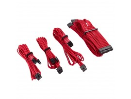 Corsair Premium Individually Sleeved PSU Cables Starter Kit Type 4 Gen 4 –Red
