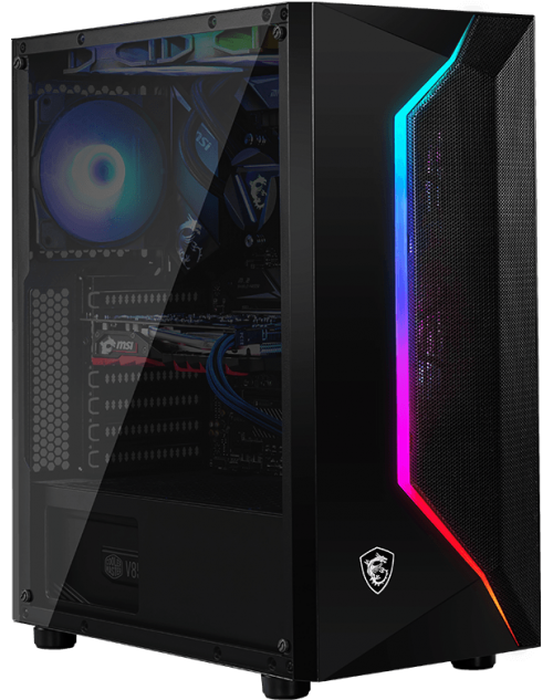 Ryzen 9 Game Shell Budget Gaming Desktop PC - Selective VGA