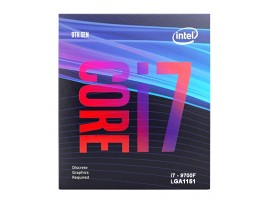 Intel® Core™ i7-9700F Processor 12M Cache, up to 4.70 GHz