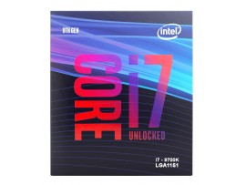 Intel® Core™ i7-9700K Processor 12M Cache, up to 4.90 GHz