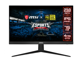 "MSI G Series Optix G241V 24"" FHD 75Hz Gaming Monitor"