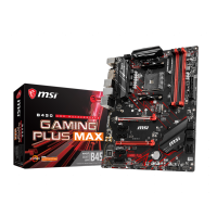 MSI B450 GAMING PLUS MAX AMD RYZEN