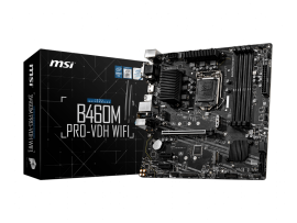 MSI B460M PRO-VDH WIFI 10th GEN Intel