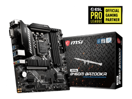 MSI MAG B460M Bazooka 10TH GEN INTEL
