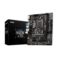 MSI H410M-A-PRO Intel 10th Gen