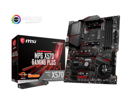 MSI MPG X570 GAMING PLUS AMD RYZEN