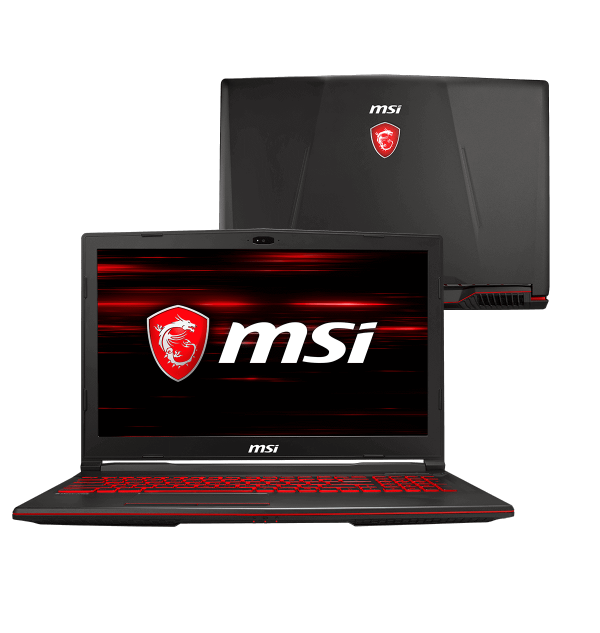 MSI GL63 9RDS 9th GEN Core i7  1050TI 4GB