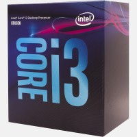 Intel® Core™ i3-8100 Processor 6M Cache, 3.60 GHz [8th Generation]