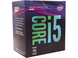 Intel® Core™ i5-8400 Processor 9M Cache, up to 4.00 GHz [8th Generation]