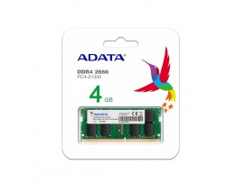 ADATA 4GB DDR4 2666 LAPTOP RAM