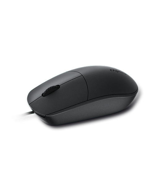 Rapoo N100 Wired Optical Mouse