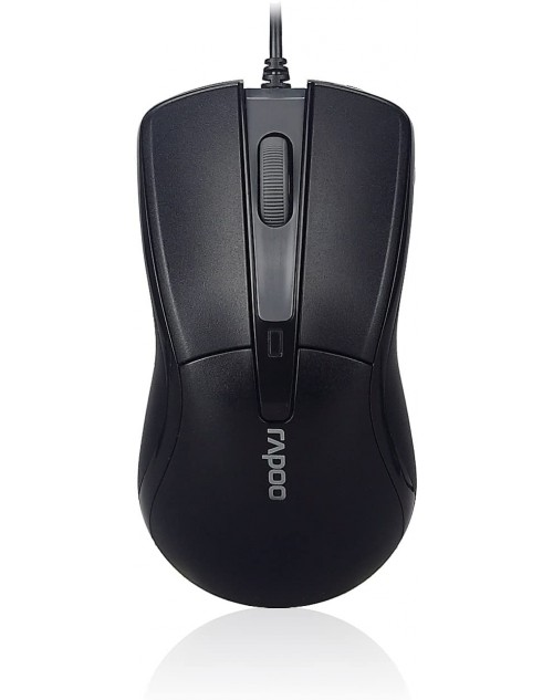 Rapoo MOU N1162 Wired Optical Mouse