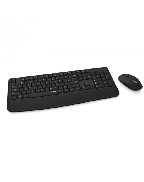 Rapoo RK110 Wireless Keyboard and Mouse Combo